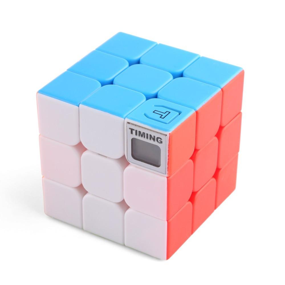 Кубик Рубика 3х3х3 со встроенным таймером ДаЯн