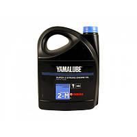 YMD6302105A2 Yamalube 2 stroke Моторное масло для 2-такт. лодочных моторов 5л