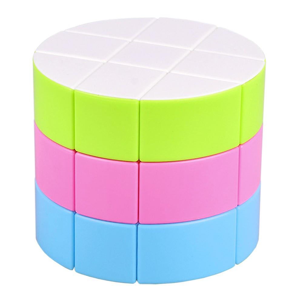 Кубик рубика Цилиндр без наклеек