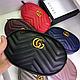 Женская поясная сумка на пояс в стиле Gucci (Гуччи) женская бананка, поясная сумка гучи, Gucci, кроссбоди, фото 5