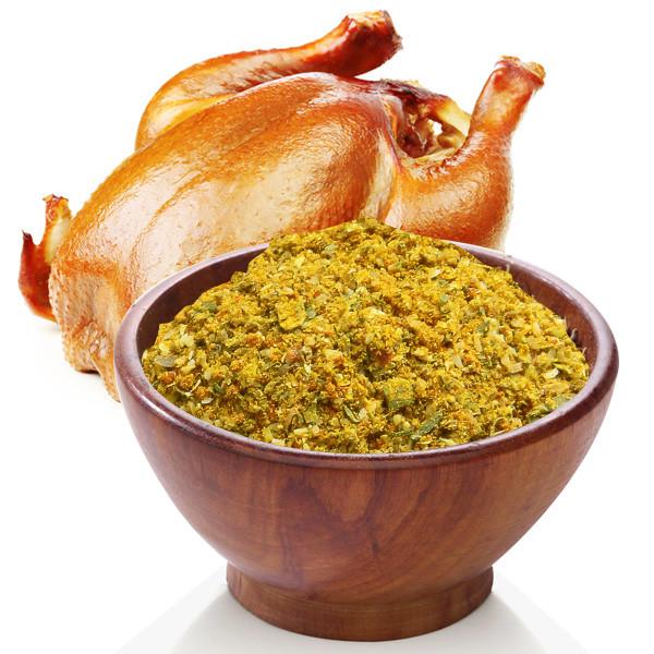 Приправа без соли к курице с розмарином и чесноком 1 кг ХоРеКа