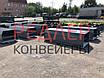 Конвейер ленточный в коробе ТЛК, закрытый ленточный конвейер, ленточный транспортер, фото 5