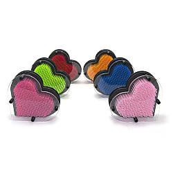 Гвозди ART PIN Сердце M пластик