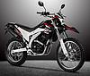 Мотоцикл Loncin SX2 LX250GY-3