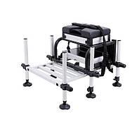 Платформа Flagman High Quality Seatbox with foot plate black frame D36mm