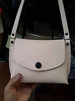 Женская сумка из искусственной кожи  на кнопке