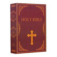 Книга сейф 18 см Библия