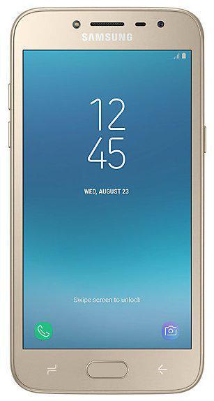 Смартфон Samsung Galaxy J2 (2018) Gold SM-J250FZDDSEK Оригинал Гарантия 12 месяцев