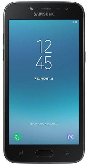 Смартфон Samsung Galaxy J2 (2018) Black SM-J250FZKDSEK Оригинал Гарантия 12 месяцев