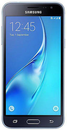 Смартфон Samsung Galaxy J3 2016 Black (SM-J320HZKDSEK) Оригинал Гарантия 12 месяцев, фото 2