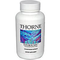 Поддержка щитовидной железы, Thorne Research, 120 капсул