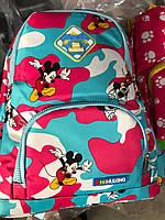Школьный рюкзак расцветки как на фото, фото 1