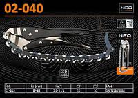 Труборез роликовый  для стальных труб 19-83мм., NEO 02-040