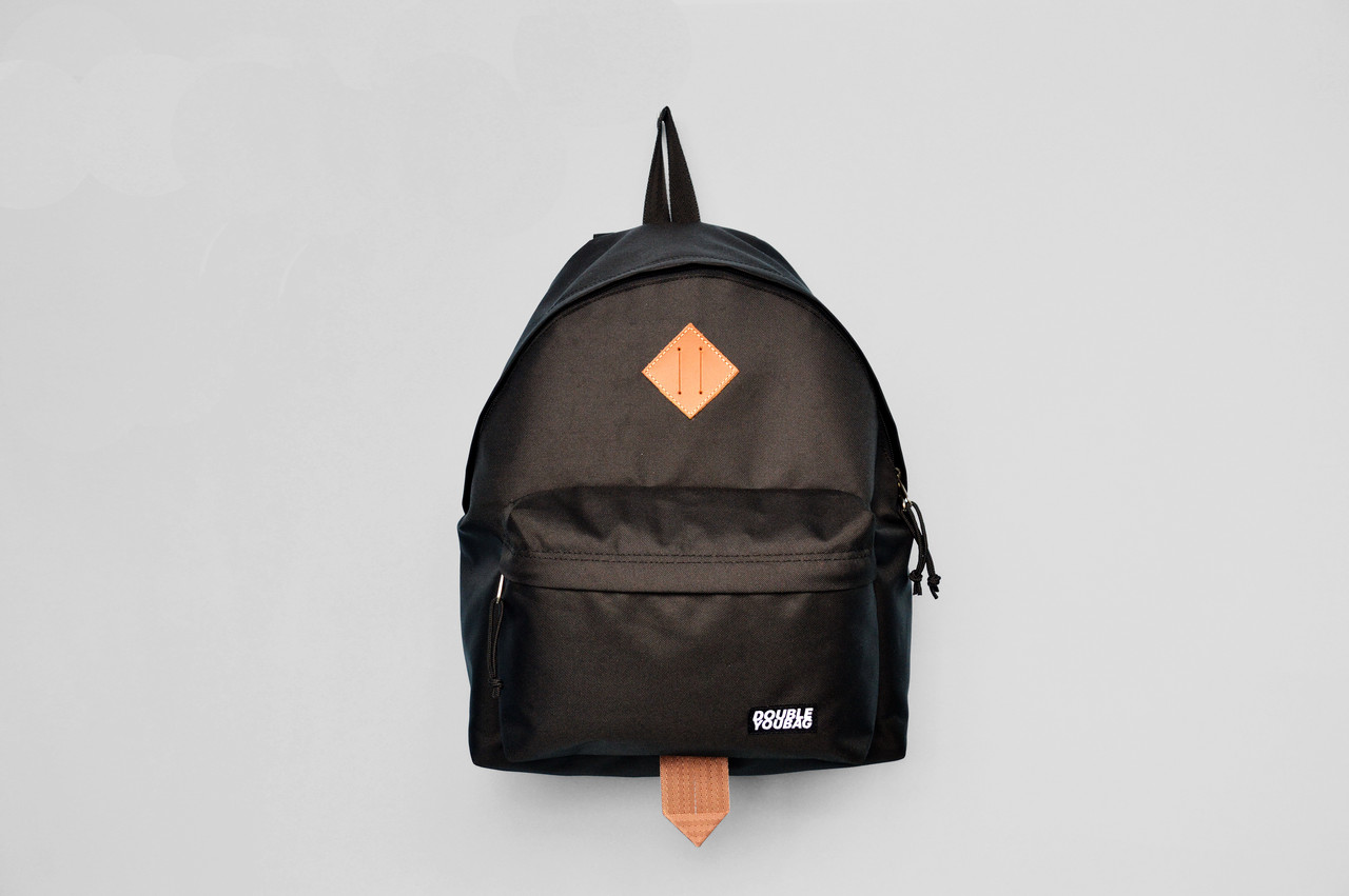 Рюкзак Double Youbag Black