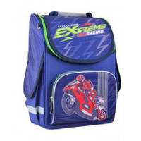 Рюкзак каркасный H-11 Formula-race 33,5х26х13,5см. 555142