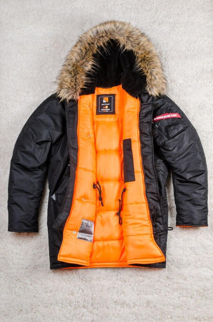 398e9b9c03e Зимняя Парка Olymp - Аляска N-3B