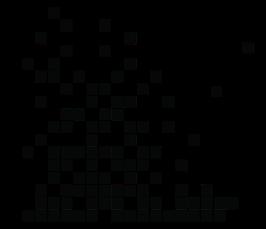 Интерьерная виниловая наклейка Пиксель, фото 3