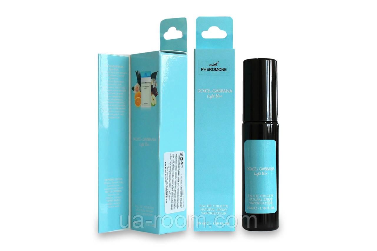 Мини-парфюм Dolce&Gabbana Light Blue, 35 мл