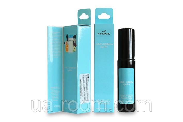 Мини-парфюм Dolce&Gabbana Light Blue, 35 мл, фото 2