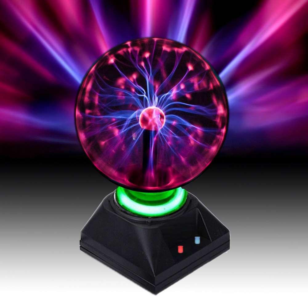 Плазменный Шар Plasma ball L