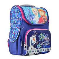 Рюкзак каркасный H-11 FZ blue 33,5х26х13,5см. 555158