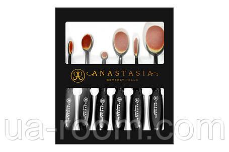 Набор кистей-щеток Anastasia Beverly Hills (6 штук), фото 2