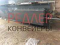 Цепной транспортер ТЦС