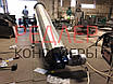 Шнековий (гвинтовий) конвеєр в жолобі, фото 3