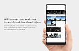Автомобильный видеорегистратор Xiaomi 70 Minutes (70mai 1s Dash Cam) 1080р Smart WiFi Car DVR  РУССКАЯ ОЗВУЧКА, фото 8