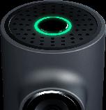 Автомобильный видеорегистратор Xiaomi 70 Minutes (70mai 1s Dash Cam) 1080р Smart WiFi Car DVR  РУССКАЯ ОЗВУЧКА, фото 2