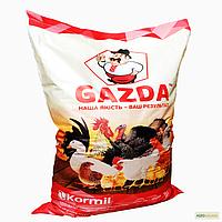 GAZDA Гровер для індиків та перепілок 100%