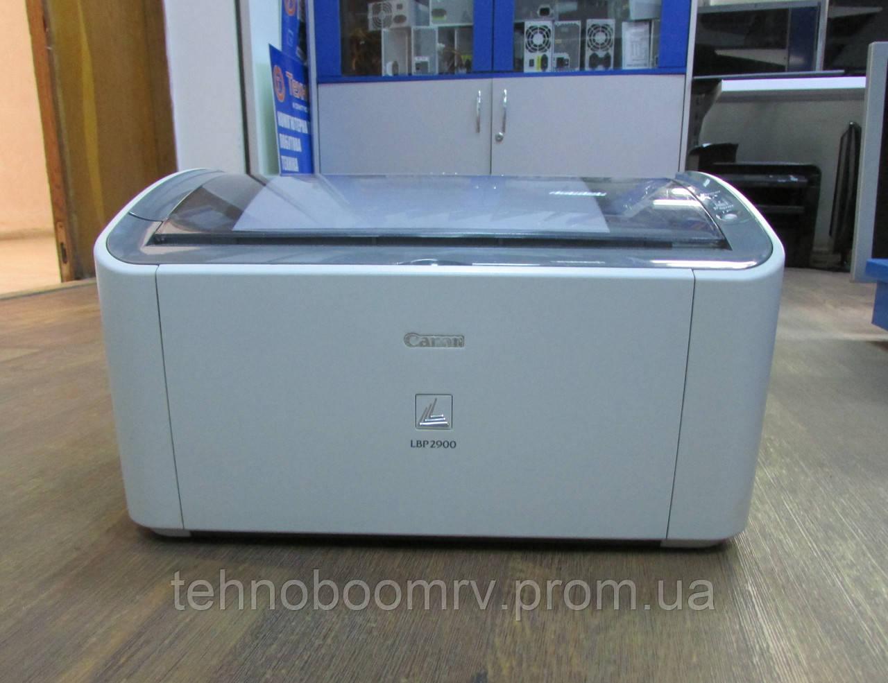 Лазерный принтер Canon i-SENSYS LBP-2900 - ч/б 12стр/мин