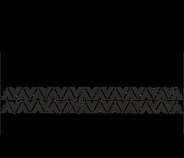Интерьерная виниловая наклейка Wigwam, фото 3