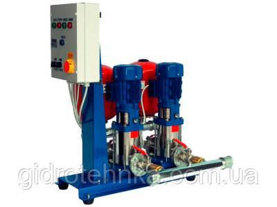 Система тиску з многоступенчетым вертикальним насосом VS 8-10
