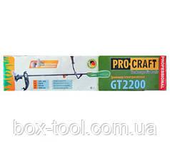 Электрокоса ProCraft GT-2200