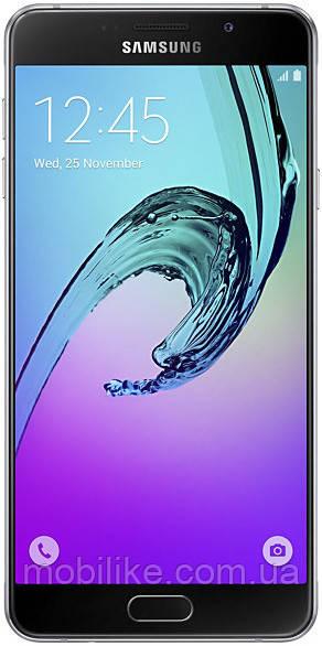 Смартфон Samsung Galaxy A7 2016 16GB Черный (Black)