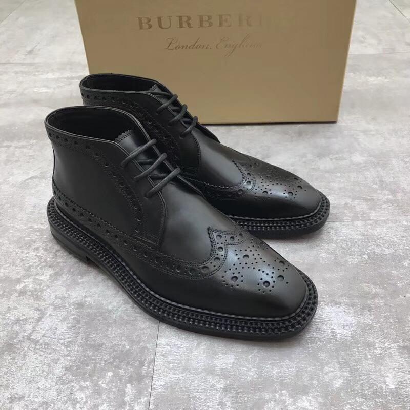 Мужские туфли от Burberry