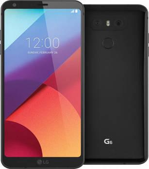 Смартфон LG G6 64GB (Black)
