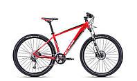 """Велосипед горный 27.5"""" CTM Swell 3.0 (рама 17"""", красный)"""