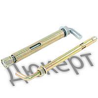 Анкер распорный 10х50/M8 с прямым крюком