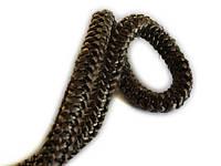 Керамический шнур уплотнительный огнестойкий 8мм