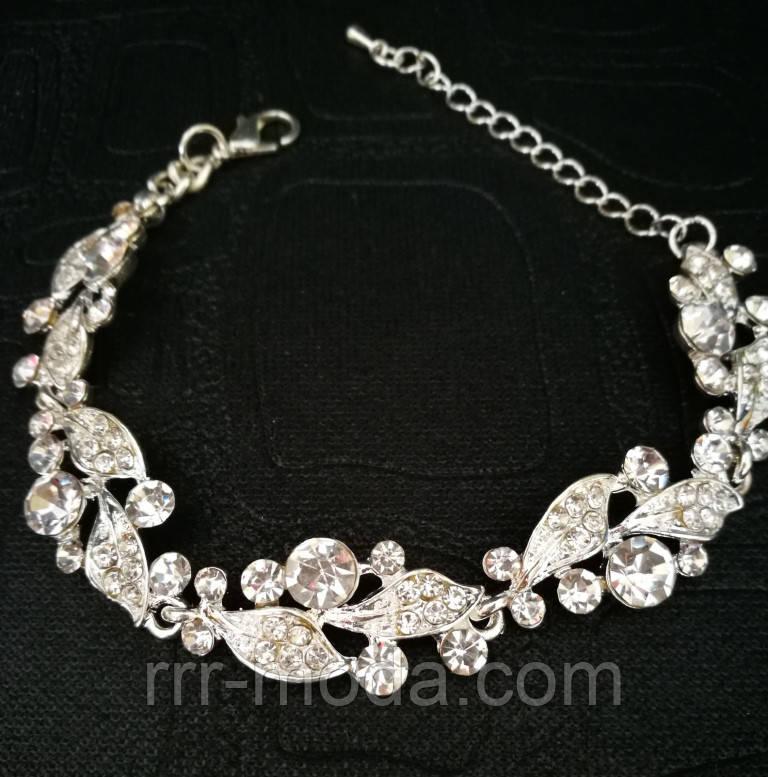 Свадебные браслеты от дизайнеров RRR - элитные женские браслеты 2018. 1047