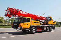 Автокран Palfinger Sany QY 25 C-1,  г/п 25 т, стрела 5 секций