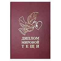 Диплом МИРОВОЙ ТЕЩИ, фото 1