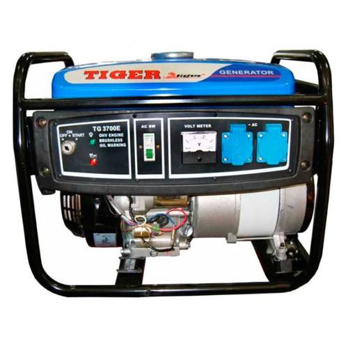 Генератор бензиновый Tiger TG 3700 Е (2,5 кВт)
