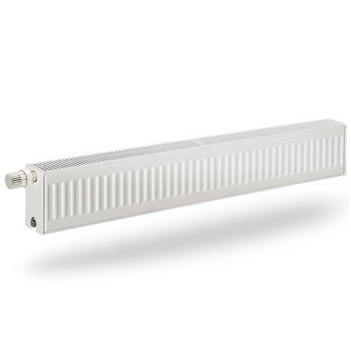 Стальной радиатор KERMI FKO 22 600x 600 (боковое подключение)