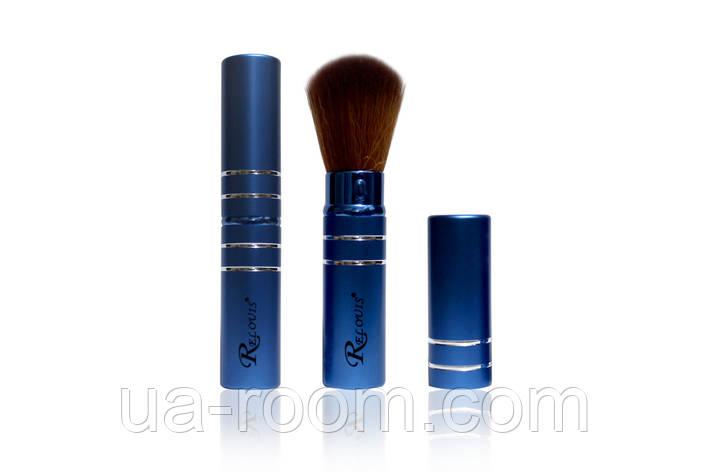 Кисть для макияжа (алюминивая,маленькая) Relouis B1301, фото 2