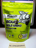 Monsters BCAA Gold Amino 500г, фото 1