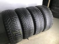 Шины бу зима 225/55R17 Bridgestone Blizzak LM-32 (RFT) 4,5-5,5мм, фото 1