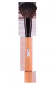 Кисть для пудры и румян (деревянная ручка) Relouis B1304